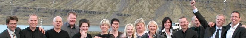 69 árgangurinn á Reyðarfirði - Hausmynd